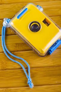 黄色的相机