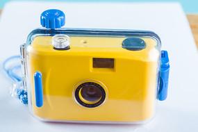 卡通道具相机