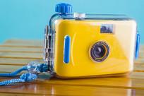 一个卡通的相机