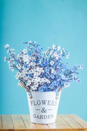 一桶小碎花