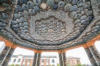 中国天津瓷房子陶瓷楼顶