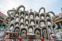 中国天津瓷房子外观
