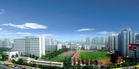 北京联合大学全景