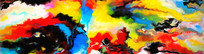 地毯印花艺术画