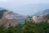 高山采石场