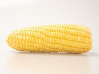 黄色玉米特写