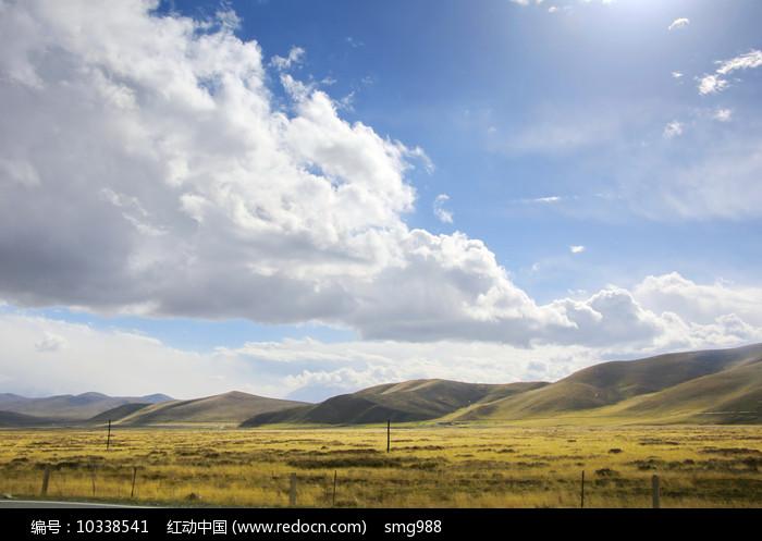 祁连山大草原 图片
