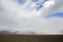 青藏高原农田