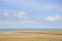 青海湖高调湖光美景