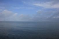 青海湖湖光美景
