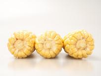 新鲜玉米摄影