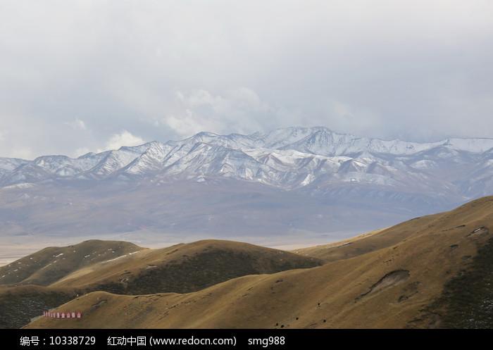 雪山山峰 图片