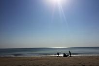 北戴河观海