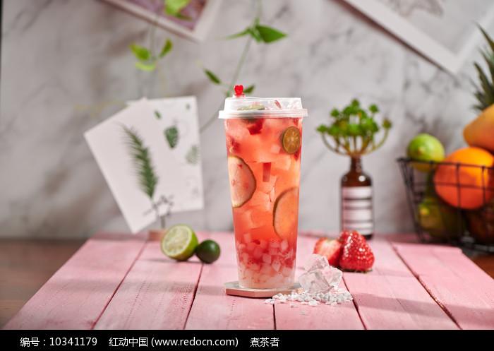 茉莉香莓图片