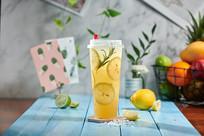 香水柠檬绿茶