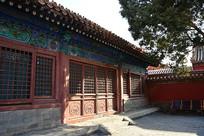 北京故宫东西六宫厢房