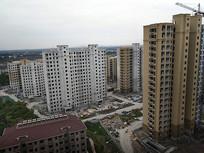 地产高楼建设