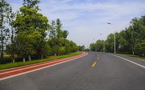 绿道风景一路
