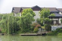 太湖水岸别墅