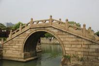 水乡石拱桥