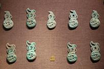 犬纹铜泡沙井文化