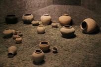 陶罐考古现场