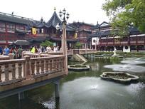 豫园古建筑