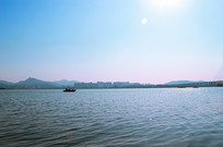 襄阳汉江江平面