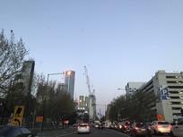 墨尔本街道