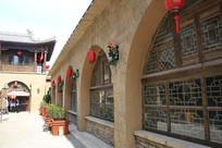 陕北窑洞风格建筑