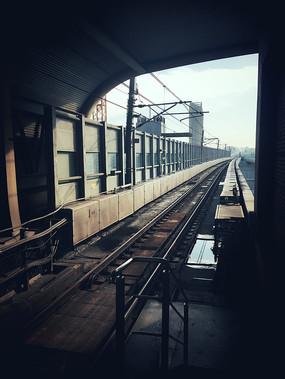 长长的铁路