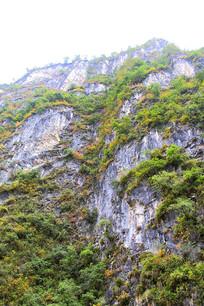 美丽的峭壁