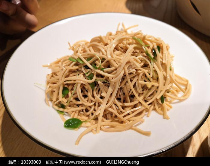 香椿豆腐丝
