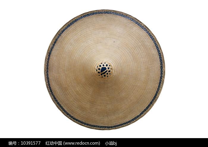 毛南族花竹帽图片