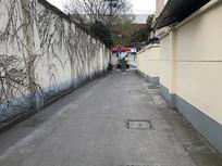 弄堂水泥路