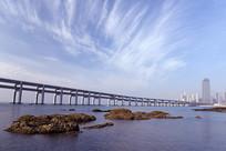 辽宁大连渤海湾跨海大桥