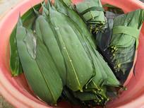 包粽子用的竹叶