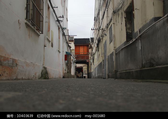 街巷弄堂图片