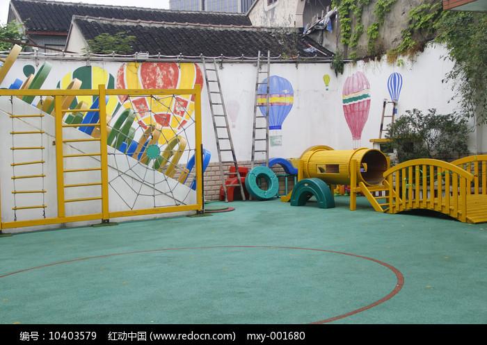老街幼儿园图片