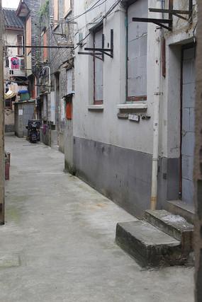 老街窄窄街巷