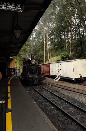 小火车轨道