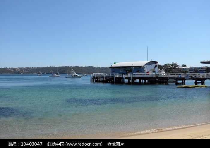 悉尼船码头图片
