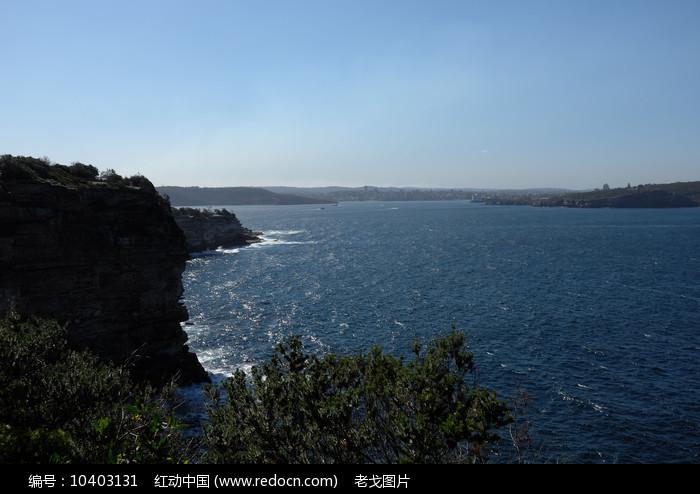 悉尼屈臣氏湾海滩图片