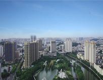 城市与天空