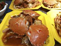 熟食梭子蟹