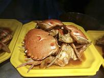 梭子蟹美食