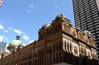 悉尼达令港古建筑