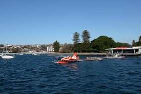 悉尼海上飞机码头