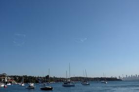 悉尼屈臣氏湾游艇俱乐部