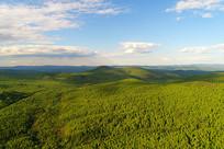 大兴安岭原始森林地理风光